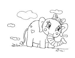 Small Picture KidscolouringpagesorgPrint Download elephant and piggie