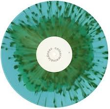 popsikecom Basement Colourmeinkindness Vinyl LP Sealed Aqua