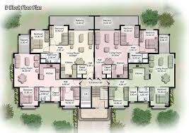 modern apartment design plans
