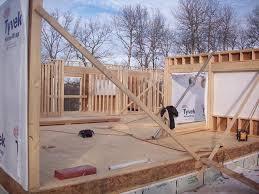 Wall Framing Northfield Construction Company
