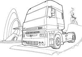 Skoda Truck Kleurplaat Gratis Kleurplaten Printen