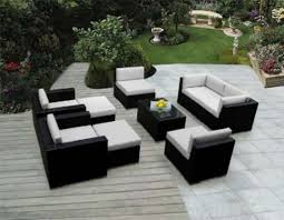 image black wicker outdoor furniture. outdoor furniture design ideas sectional patio that will make you feel collection image black wicker