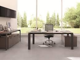 Desk Office Beautiful Modern Desk Office Modern White Lacquer Office Desk