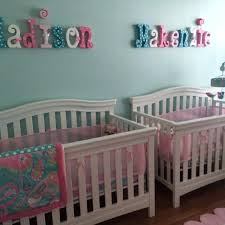 baby wooden letters nursery wall kids inch by room decor co wood for ideas
