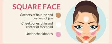 Contour Your Face Depending On Your Face Shape Makeup2go