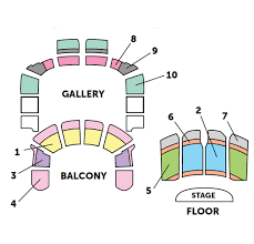 Massey Hall Concert Seating Chart Massey Hall Toronto Symphony Orchestra