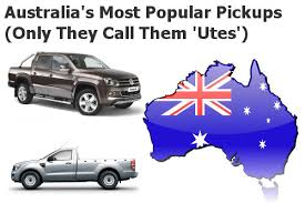 Australia's Most Popular Pickup Trucks
