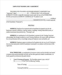 Employee Agreement Form Template #1Dca747B0C50 - Englishinb
