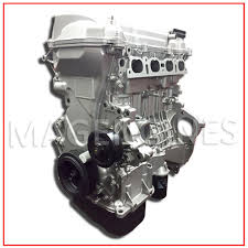 ENGINE TOYOTA 1ZZ-FE VVTi 1.8 LTR – Mag Engines