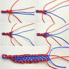 Braided Bracelet Patterns Delectable Handmade Fashion Jewelry Bicolor Woven Hemp Bracelet Patterns For
