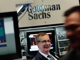 goldman sachs where the elite go to get paid