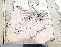 Imray Or Admiralty Charts Sea Chart East India Archipelago Western