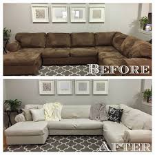 sectional sofa covers. Slipcover For Sectional Sofa Chaise Lounge Covers Best 25 Couch Cover Ideas On L