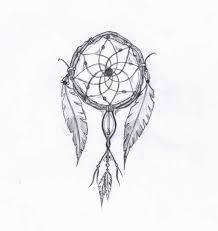 Simple Dream Catcher Tattoos Dreamcatcher Tattoo Drawing Simple Dream Catcher Tattoo Design 34