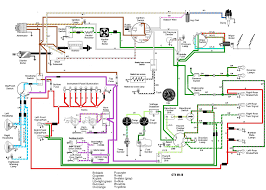 wiring diagrams triumph tr3a auto electrical wiring diagram \u2022 1959 triumph tr3 wiring diagram triumph tr3 wiring diagram fussball rh fussball livestream me ac wiring diagram car wiring diagrams
