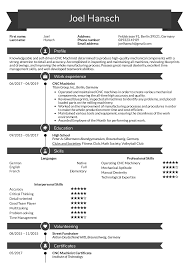 Resume Examples By Real People Cnc Machinist Resume Sample Kickresume