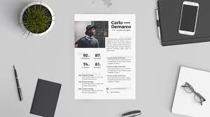 Graphic Design Portfolio Psd File Free Download The Best Free Resume Templates Creative Bloq