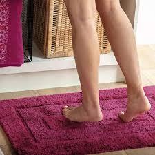 Tapis de bain pour salle de bain | Françoise Saget