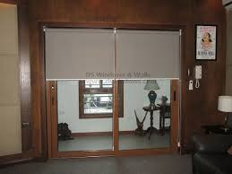 blackout roller shades for wooden sliding glass door alabang muntinlupa city philippines