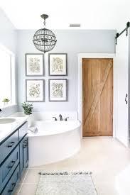 Industrial Rustic Master Bath Retreat. Relaxing BathroomFarmhouse ...