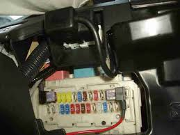 blown fuse stereo toyota yaris forums ultimate yaris it should look like this but out the wires i added