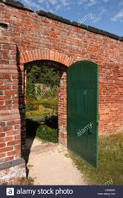 Walled Kitchen Gardens Walled Kitchen Garden Stock Photos Walled Kitchen Garden Stock