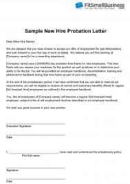 Light Duty Doctors Note Example Employment Probation Period Definition Template How To Implement