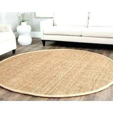 round sisal rugs s sisal rugs for round sisal rugs with navy border