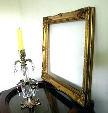 ornate frame large gold wood vintage french baroque style x with picture frames uk vector or