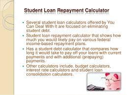 Education Loan Calculator