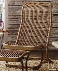 living room side chair anders high back wicker chair