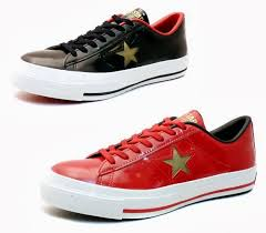 Converse One Star Shoe Size Conversion Chart