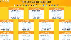 Primavera 1 il calendario - Italia - Tuttocampo.it