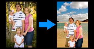 Change Background Of Pic How To Change A Photo Background With Fine Detail Corel