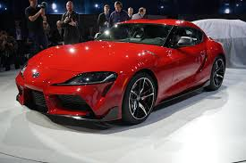 The All New 2020 Toyota Gr Supra Is Here