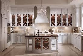 crystal chandelier in the kitchen 6