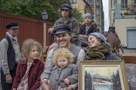 Julkalendern 2015: Erik Haag och Lotta Lundgren berättar barnens <b>...</b>