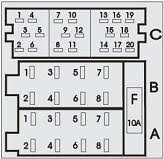 delco car radio stereo audio wiring diagram autoradio connector delphi radio pinout at Delphi Radio Wiring Harness
