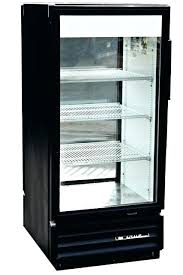 glass door refrigerator true double sided mini fridge home depot two with freezer model line refrige