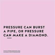 Pressure Quotes Best 48 Pressures Quotes QuotePrism
