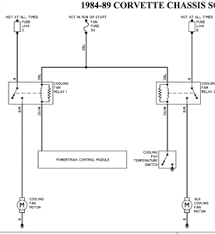 relay wiring diagram 7234 wiring diagram library chevrolet corvette relay omron 7234 questions u0026 answers cooling fan not turnibg on circuit
