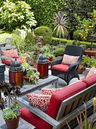 patio design tips better homes and gardens bhg com better homes patio furniture replacement cushions