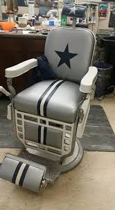 dc4l barber chairdallas cowboys