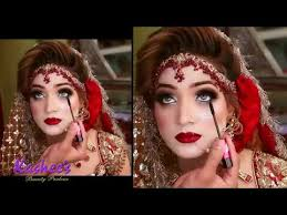 kashee s bridal makeup 2018 the fashionable videos