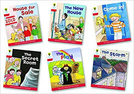 Oxford Reading Tree Level 4 Stories Pack Of 6 Amazon Co