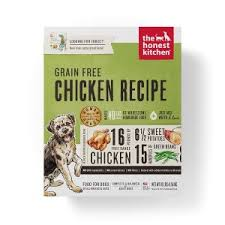 Great Honest Kitchen Dog Food