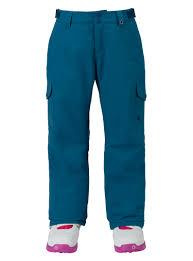 Girls Burton Elite Cargo Pant