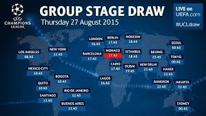 when is the champions league group stage draw uefa champions league news uefa com