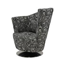 swivel accent chair. Sasha Swirl Swivel Accent Chair Main Image, 1 Of 7 Images.