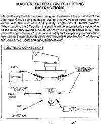 master switch wiring diagram master image wiring similiar battery cut off switch wiring keywords on master switch wiring diagram
